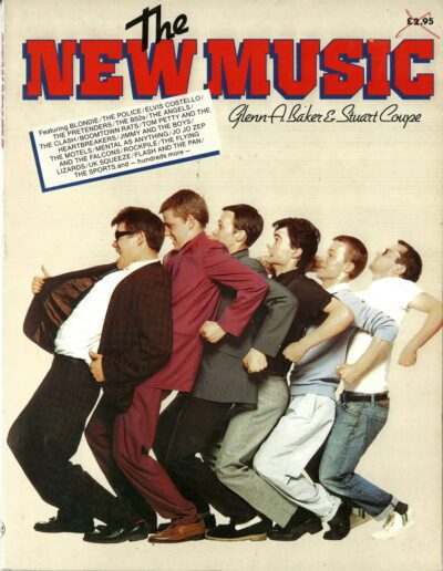 1980-01-01 – The Tourists – The New Music from The UK ID: 2701
