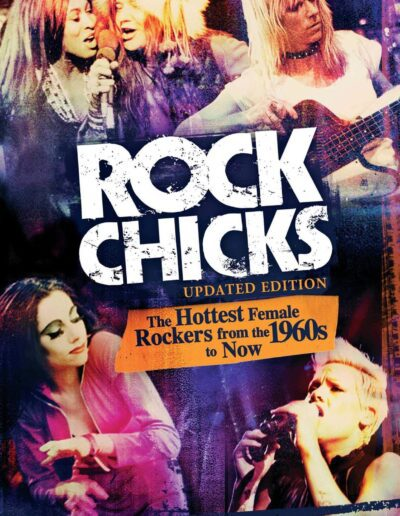 2010-01-01 – Annie Lennox – Rock Chicks – The Hottest Female Rockers from the 1960s to Now from  Australia ID: 2758
