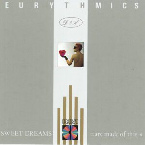 6381 - Eurythmics - Sweet Dreams (Are Made Of This) - The UK - CD - ND-71471