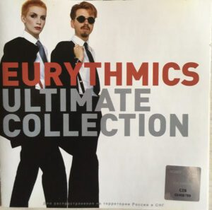 6480 - Eurythmics - The Ultimate Collection - Russia - CD - 82876767942