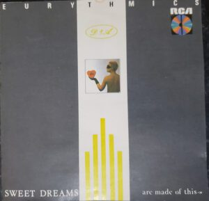 6582 - Eurythmics - Sweet Dreams (Are Made Of This) - Brazil - CD - PCD-14681