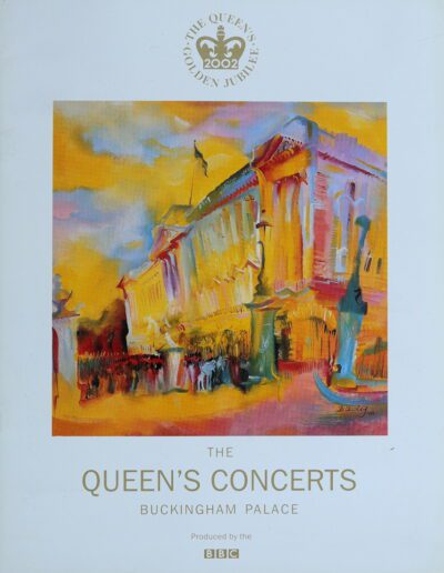 Programme : 2002-06-03 – Annie Lennox – The Queens Golden Jubilee Concert from The UK ID: 2665