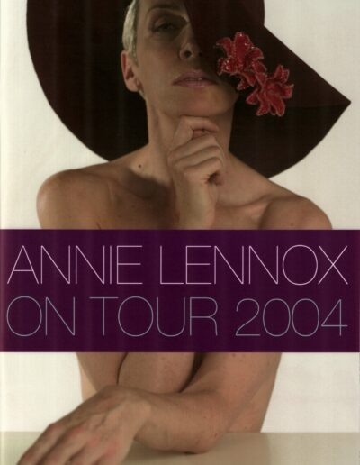 Programme : 2004-06-27 – Annie Lennox – Solo 2004 from The USA ID: 2656