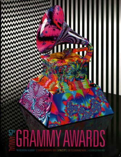 Programme : 2015-02-08 – Annie Lennox – 57th Annual Grammy Awards from The USA ID: 2378