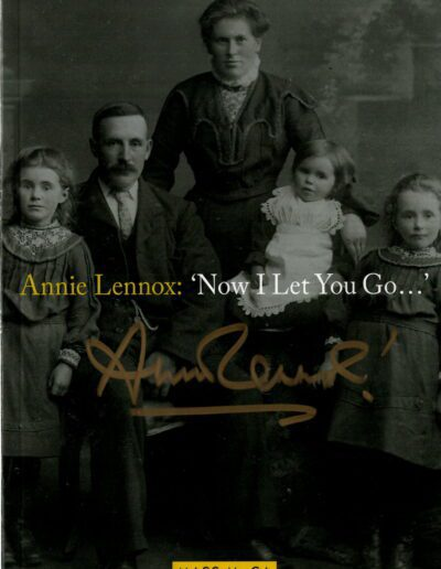Programme : 2019-06-01 – Annie Lennox – Now I Let You Go from The USA ID: 2361