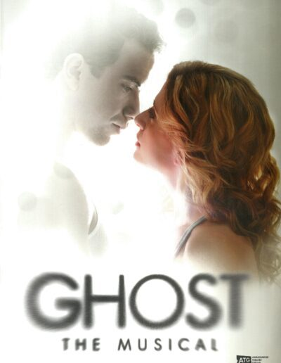 Programme : 2011-06-24 – Dave Stewart – Ghost The Musical from The UK ID: 2371