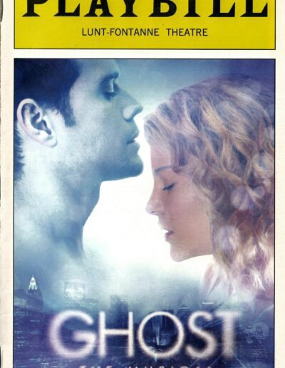 Programme : 2012-04-23 – Dave Stewart – Ghost The Musical – New York from The USA ID: 2655