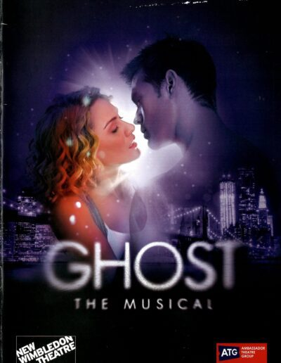 Programme : 2013-04-30 – Dave Stewart – Ghost The Musical from The UK ID: 2408