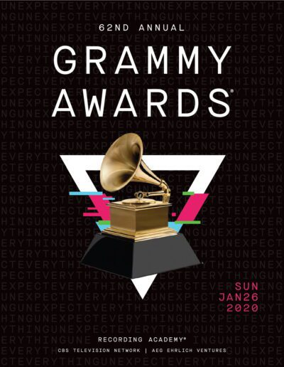 Programme : 2020-01-26 – Eurythmics – The Grammy Awards 2020 from The USA ID: 2628