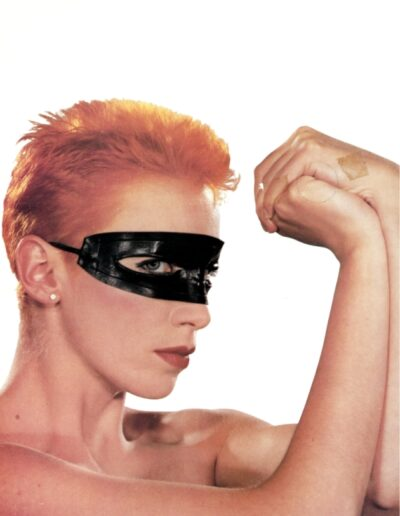 1983-01-01 – Eurythmics – Touch Press Kit from The USA ID: 2629