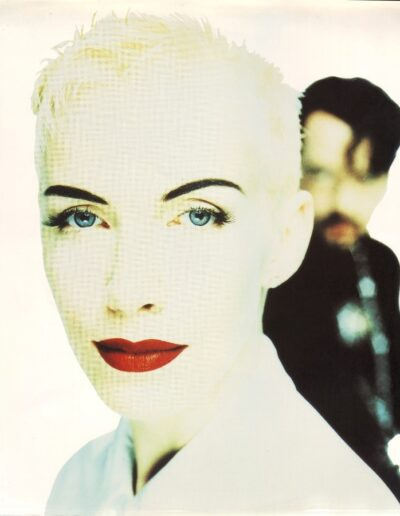 1989-09-01 – Eurythmics – We Too Are One from  Italy ID: 3163