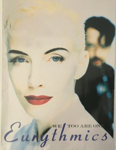 1989-11-01 – Eurythmics – We Too Are One from  Japan ID: 2637