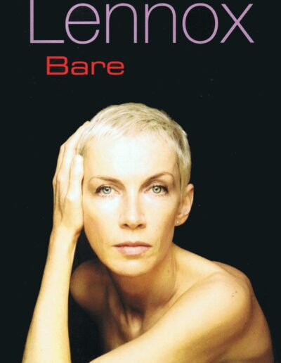 2003-05-01 – Annie Lennox – Bare from  France ID: 3084