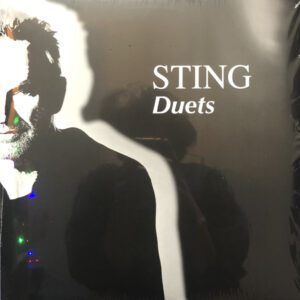 6654 – Annie Lennox And Sting – Duets – Europe – LP – 00602435371306