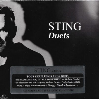 6655 – Annie Lennox And Sting – Duets – Europe – CD – 00602435371290
