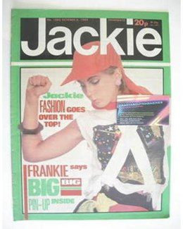 1984-10-06 - Eurythmics - Jackie from The UK ID: 0305
