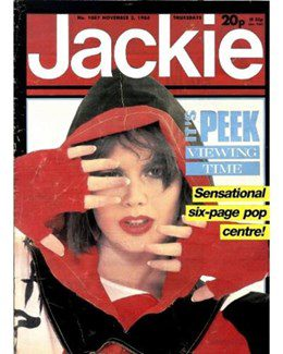 1984-11-03 - Eurythmics - Jackie from The UK ID: 0310