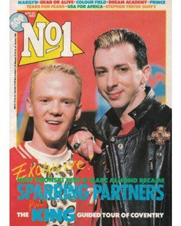 1985-04-20 - Eurythmics - No. 1 from The UK ID: 0369