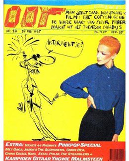 1985-05-18 - Eurythmics - Oor from The Netherlands ID: 0387