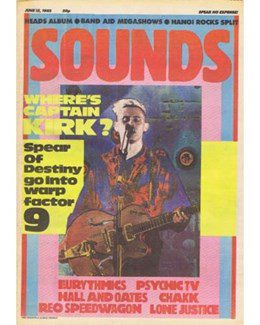 1985-06-15 - Eurythmics - Sounds from The UK ID: 0398