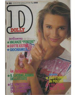 1985-07-08 - Eurythmics - Dolly from  Italy ID: 0407