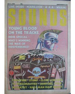 1986-07-05 - Eurythmics - Sounds from The UK ID: 0480