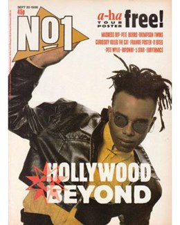 1986-09-20 - Eurythmics - No. 1 from The UK ID: 0516