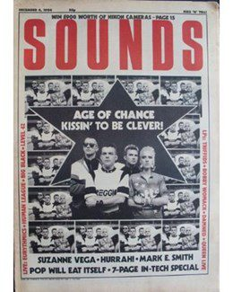 1986-12-06 - Eurythmics - Sounds from The UK ID: 0556