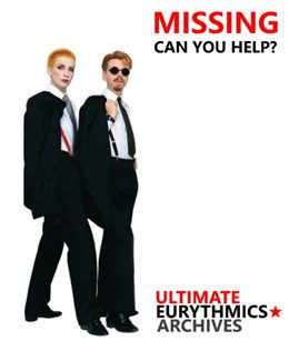 1987-02-07 - Eurythmics - Hitkrant from The Netherlands ID: 0582