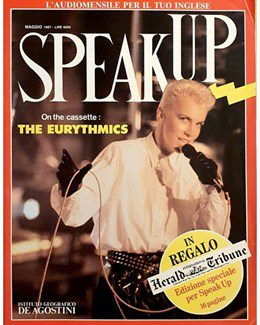 2004-02-15 - Annie Lennox - Mail On Sunday from The UK ID: 0600
