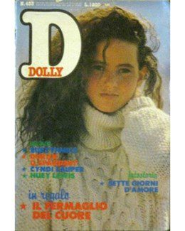 1987-09-08 - Eurythmics - Dolly from  Italy ID: 0616