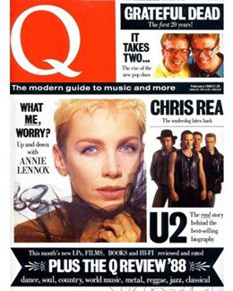 1988-02-01 - Eurythmics - Q from The UK ID: 0664