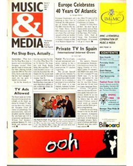 1988-05-07 - Eurythmics - Music & Media from The Netherlands ID: 0682