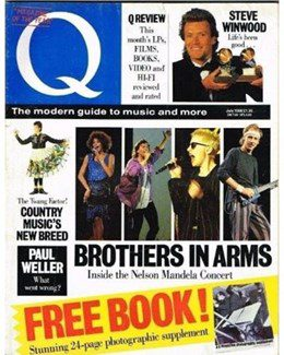 1988-07-01 - Eurythmics - Q from The UK ID: 0689