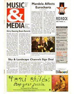 1988-07-02 - Eurythmics - Music & Media from The Netherlands ID: 0691