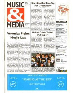 1988-09-17 - Eurythmics - Music & Media from The Netherlands ID: 0697