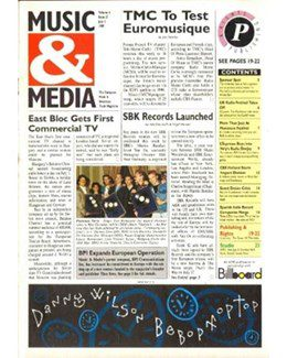 1989-07-08 - Eurythmics - Music & Media from The Netherlands ID: 0727
