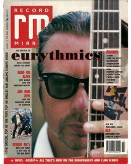 1989-08-12 - Eurythmics - Record Mirror from The UK ID: 0733