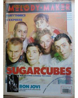 1989-09-02 - Eurythmics - Melody Maker from The UK ID: 0750