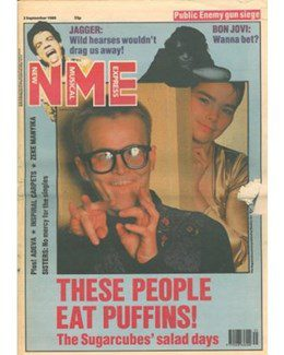 1989-09-02 - Eurythmics - NME from The UK ID: 0751