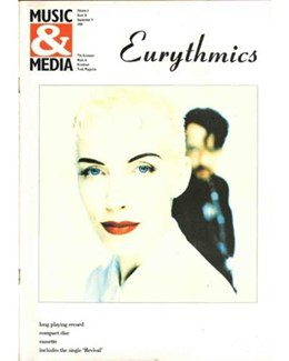 1989-09-09 - Eurythmics - Music & Media from The Netherlands ID: 0755
