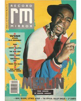 1989-09-30 - Eurythmics - Record Mirror from The UK ID: 0768