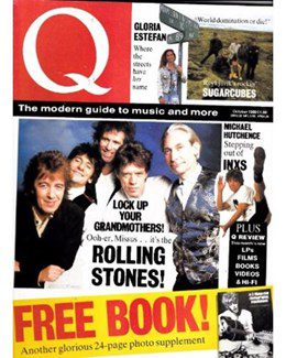 1989-10-01 - Eurythmics - Q from The UK ID: 0785