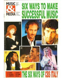 1989-10-14 - Eurythmics - Music & Media from The Netherlands ID: 0790
