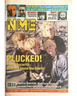 1990-02-10 - Eurythmics - NME from The UK ID: 0824