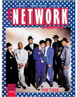 1990-07-27 - Dave Stewart - Network 40 from The USA ID: 0836