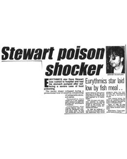 1990-09-05 - Dave Stewart - Daily Mirror from The UK ID: 0845