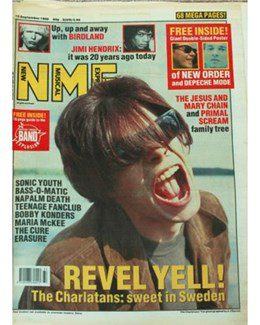 1990-09-15 - Dave Stewart - NME from The UK ID: 0846