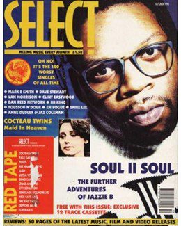 1990-10-01 – Dave Stewart – Select from The UK ID: 0859