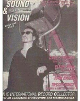 1990-10-01 – Dave Stewart – Sound & Vision from  Italy ID: 0860